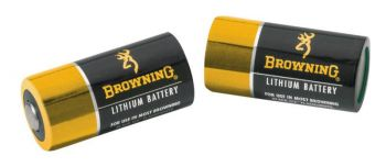 Browning 3742000 Cr123a 3v Stick 2 Pack