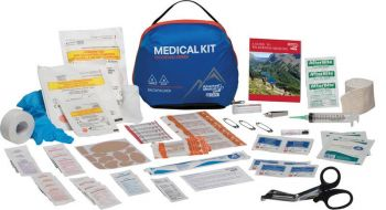 Adventure Medical Kits 01001003 Mountain Series Backpacker First Aid Kit