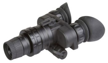 Agm Global Vision 12wo7122103031 Wolf7 Nl3 2 Gen Level 3 1x 24mm 40 Degrees Fov Night Vision Goggle
