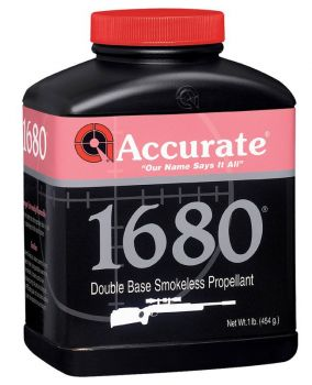 Accurate Accurate 1680 Rifle Powder 1 Lbs