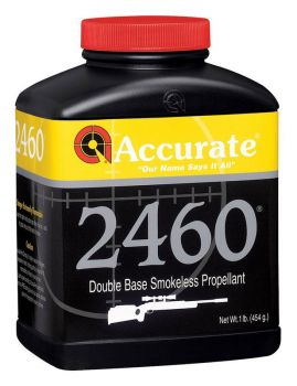 Accurate Accurate 2460 Rifle Powder 1 Lbs