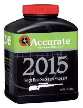 Accurate Accurate 2015 Rifle Powder 1 Lbs