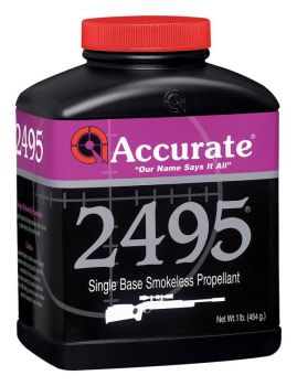 Accurate Accurate 2495 Rifle Powder 1 Lbs