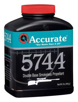 Accurate Accurate 5744 Rifle Powder 1 Lbs