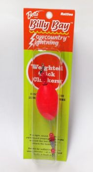 Betts-Billy-Bay-Click-Clackers-Oval-Red-Weighted B775OR