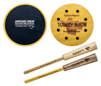 Woodhaven-Turkey-Call WH086