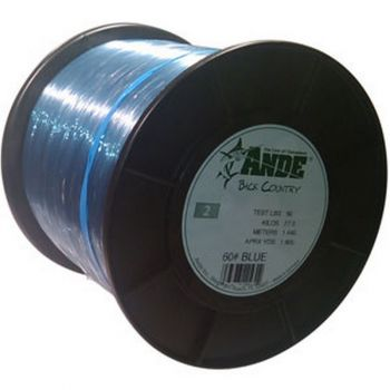 Ande Back Country Mono Line Blue 40# 2Lb Spool