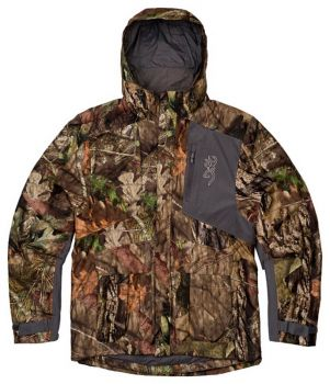 Browning Hells Canyon Btu Parka Mossy Oak Country Camo X-Large