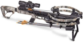 Center Point Crossbow Cp400 Camo With Silent Cocking